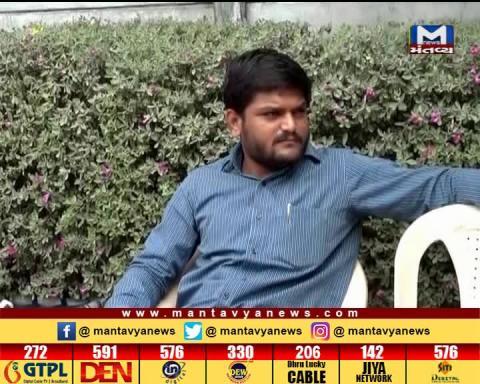 Hardik Patel Fasting movement