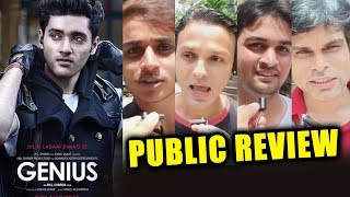 GENIUS PUBLIC REVIEW | First Day First Show | Utkarsh Sharma, Ishita Chauhan, Nawazuddin