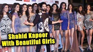 Miss Diva Miss Universe India   Mumbai Sub Contest 2018   Shahid Kapoor, Lara Dutta