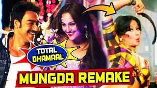 Sonakshi Sinha To DANCE On MUNGDA Song In Ajay Devgn's Total Dhamaal