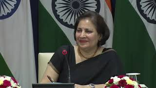 Media Briefing by Secretary (East) on upcoming visit of PM to Nepal for BIMSTEC Summit