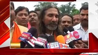 पखांजूर - अटल बिहारी वाजपेयी का अस्थि कलश हुआ विसर्जित - tv24