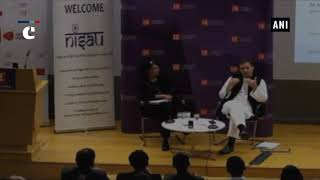 It's okay to disagree with someone but hating someone is choice that we make: Rahul Gandhi