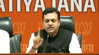 Media Briefing by Dr. Sambit Patra at BJP Head Office, New Delhi