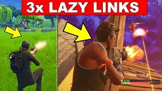 Eliminate opponents in Lazy Links - FORTNITE WEEK 7 CHALLENGES SEASON 5