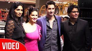 Sunny Leone Hosts First Pop Up Star Stuck Store With Libas Designers Reshma & Riyaz Gangji