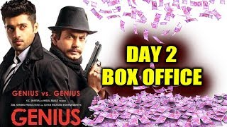 GENIUS 2nd Day Collection | Box Office Prediction | Nawazuddin, Utkarsh Sharma, Ishita Chauhan