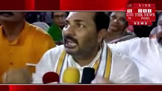 [ Baliya ] अटल बिहारी बाजपाई जी की कलश यात्रा पहुँची बलिया / THE NEWS INDIA