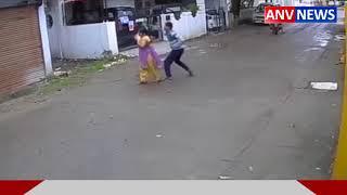 ANV NEWS || दो बदमाश चोरों की यह करतूत CCTV में हुई कैद...