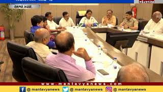AMC meeting regarding cg road's traffic Ahmedabad