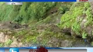 traveller die while taking sefie in Saputara