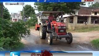 farmers are in trouble in Arvalli