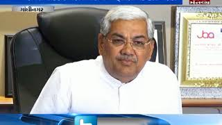 R C Faldu's statement regarding peanuts Gandhinagar