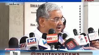 RC Faldu regarding peanuts scam Gandhiangar