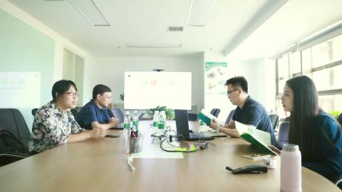 OTEC help the entrepreneurs start a business in China