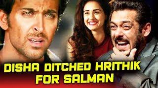 Disha Patani Leaves Hrithik Roshan's Film For Salman's BHARAT