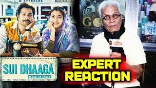 SUI DHAAGA | Reaction By EXPERT Lalu Makhija | Varun Dhawan, Anushka Sharma
