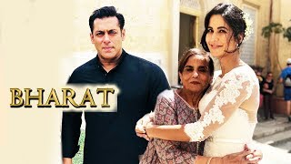 Salman Khan's Mother HUGS Katrina Kaif Tightly During BHARAT Shooting