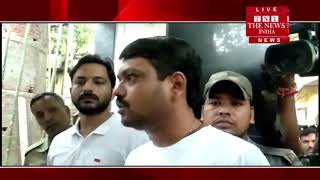 मेयर नीरज हत्यकांड मामले में झरिया विधायक समेत जेल में बंद सभीको कोट में पेश किया THE NEWS INDIA