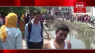 वाराणसी आज लंका थाना शेत्र में अज्ञात शव मिला  अभी तक शिनाख्त नहीं हुई THE NEWS INDIA
