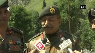 Infiltration activities to rise in upcoming months in J&K: Lieutenant General AK Bhatt