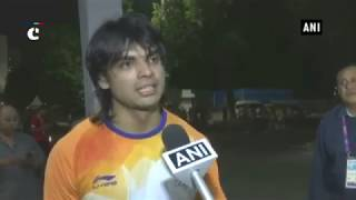 Asian Games 2018: Neeraj Chopra clinches Gold in men's javelin throw event