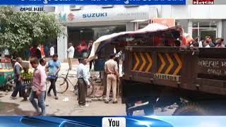 AMC is alert regarding traffic drive in Ahmedabad