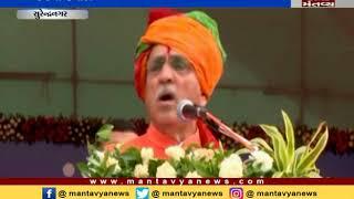 CM celebrating Independence Day at Surendranagar