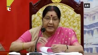 "EAM Swaraj lauds ""close & enduring friendship"" with Vietnam"