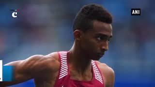 Asian Games 2018: Jinson Johnson wins silver in men's 800 m