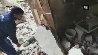 Border Roads Organisation camp destroyed after landslide in Pithoragarh
