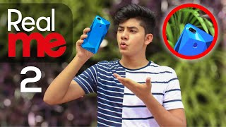 RealMe 2 First Look l Hands On l Overview l Quick Specifications l In Hindi