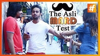 Happy Movember - The Asli Mard Prank