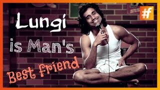 5 Reasons Why Lungi is Man's Best Friend!