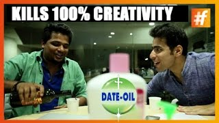 Date-Oil - Kills 100% Creativity!