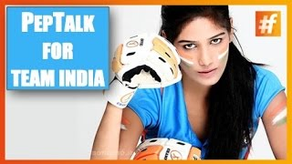 PepTalk for Team India