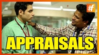 Funny Comedy Sketch | Appraisals | Dettol Ad Spoof