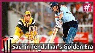 Sachin Tendulkar Had An Embarking And Glorious Phase Of Career | Indian Cricket Team | Cricket Video