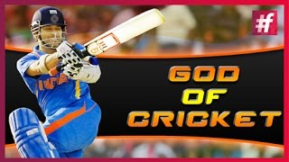 #fame cricket - Sachin Tendulkar - Man Who Became the God Of Cricket