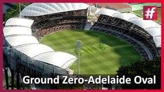 #fame cricket - India Vs Australia - Old Rivalry Continues at Adelaide Oval