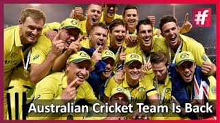 #fame cricket -​​ Australian Cricket Team Is Back In Its Action Says Harsha