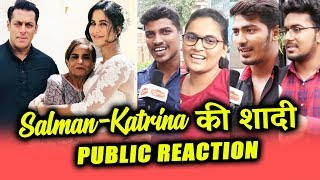 Should Salman Khan And Katrina Kaif MARRY? | Public Reaction | Salman Katrina JODI