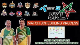 जाने किस तरह पोहच सकती है टीमे फाइनलस में। Super Kabaddi League. || SKL1  || By  KabaddiGuru ! ||