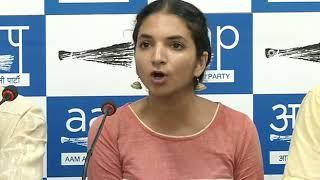 "AAP Delhi Convenor Gopal Rai Briefs ""CYSS and AISA will together Fight DUSU Election"""