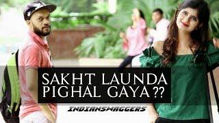 Sakht Launda Pighal Gaya || Zakir Khan || Sakht Launda vs Sakht Laundiya || Indian Swaggers