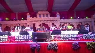 अनन्त विभूषित श्री पागल दस बाबा जी के सानिध्य में पं. पवन तिवारी द्वारा प्रस्तुति