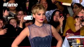fame hollywood - 5 Amazing Jennifer Lawrence Facts