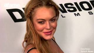 fame hollywood What's Lohan's Problem with Lawrence?