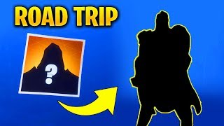 ROAD TRIP SKIN COMING in WEEK 7 FORTNITE SEASON 5 - (Road Trip Challenges) WEEK 7 SECRET SKIN REWARD