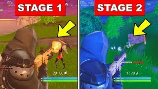 Stage 1- Eliminate an Opponent at Greasy Grove - FORTNITE WEEK 8 CHALLENGES SEASON 5